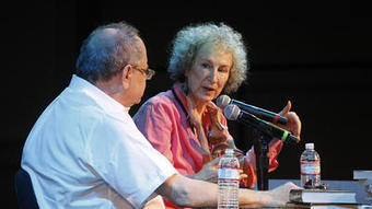 Margaret Atwood on what stokes her 'bloodthirsty' imagination   Librarysoul   Scoop.it
