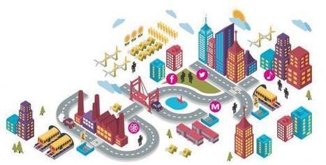 Smartcities : une vie quotidienne plus simple et plus intelligente | Smart Building | Scoop.it