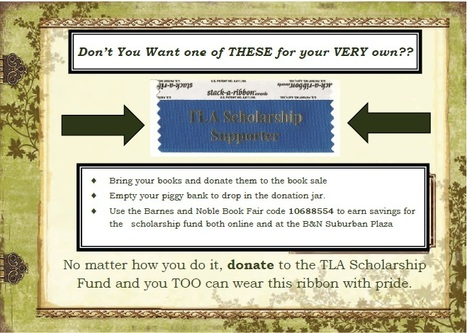 Support the TLA Scholarship Fund   Tennessee Libraries   Scoop.it