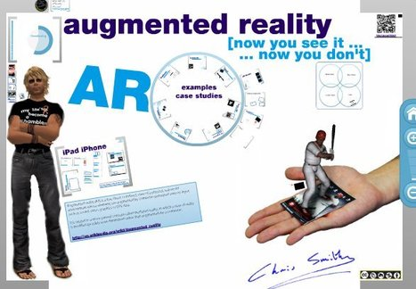 Augmented Reality | Anything and Everything Education | Scoop.it