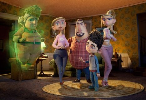 The Technical Triumph And Torment Of Paranorman's 3-D-Printing-Driven Animation Process | Transmedia: Storytelling for the Digital Age | Scoop.it