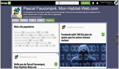 Scoop.it passe en V3. Et alors ? PF | Social Media Curation par Mon-Habitat-Web.com | Scoop.it
