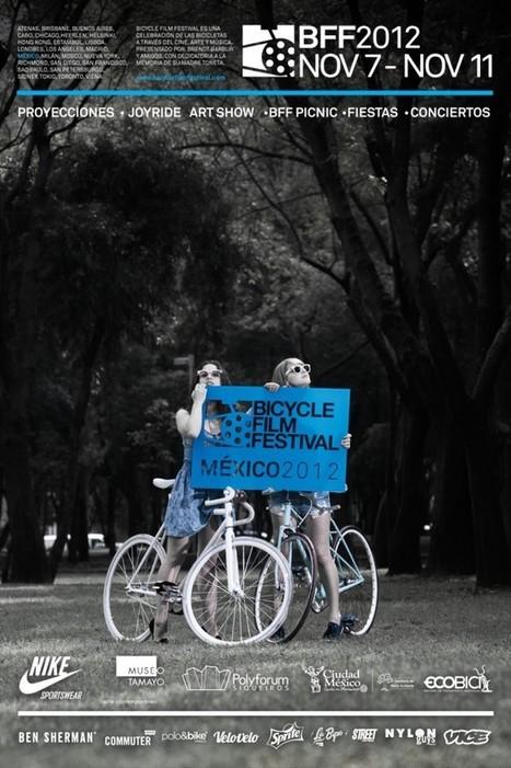 MEXICO CITY   Bicycle Film Festival   Arte y Cultura en circulación   Scoop.it