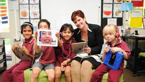 Mabel Park State School leading the way with iPad education - Courier Mail | IPads iDeas | Scoop.it