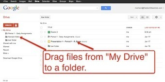 Five Essential Google Drive Skills For Teachers | School Library Advocacy | Scoop.it