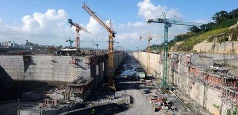 El consorcio constructor y la autoridad del Canal endurecen sus posiciones   Transporte marítimo.   Scoop.it
