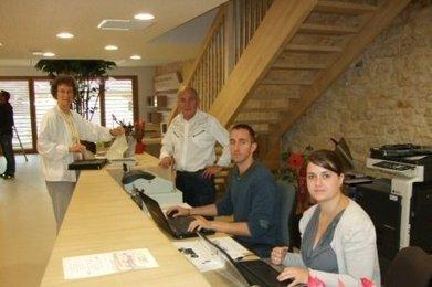 L'office de tourisme dans ses nouveaux locaux - Villefranche du Périgord | Actu Réseau MOPA | Scoop.it