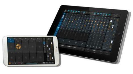 Une Groove Machine sur Ipad par les créateur de FL Studio | Cavagroover | Scoop.it