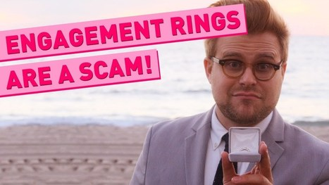 Why Engagement rings are a scam- An Interesting Story. | Humor | Scoop.it