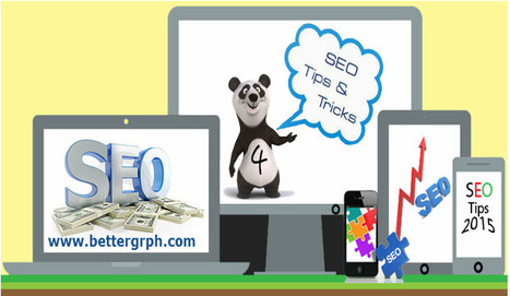 SEO Tips to get better Search Engine Traffic in 2015 - BetterGraph   Online Reputation Management   Scoop.it