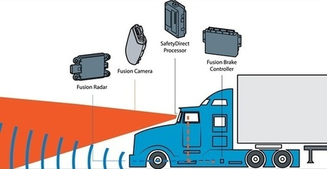 Digi-Transforming the Trucking Industry | disruptive technolgies | Scoop.it