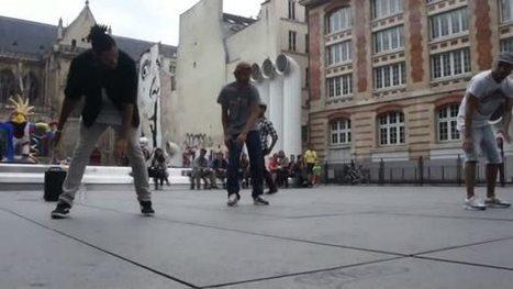 Une incroyable battle de danse a lieu en plein Paris pour aider les ... - Gentside   Mon petit journal de la danse à Paris et parfois ailleurs   Scoop.it