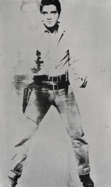 Warhol's Double Elvis (1963) Expected to Fetch $50Million   Antiques & Vintage Collectibles   Scoop.it