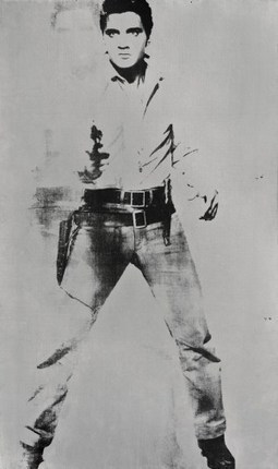 Warhol's Double Elvis (1963) Expected to Fetch $50 Million | Rockabilly | Scoop.it