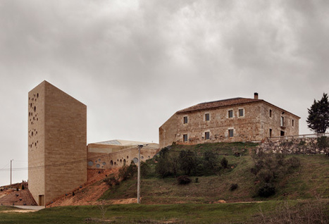 Winery HQ in Spain by Estudio Barozzi Veiga | sustainable architecture | Scoop.it