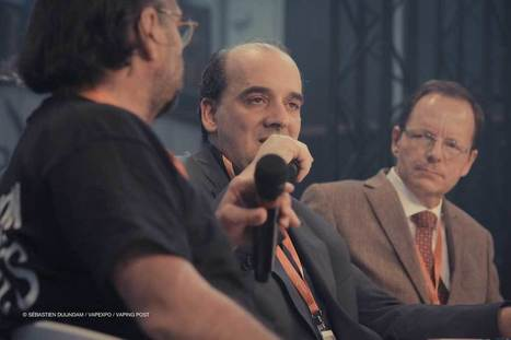 What do scientists think about vaping? – Konstantinos Farsalinos at Vapexpo 2016, Paris | Vaping | Scoop.it