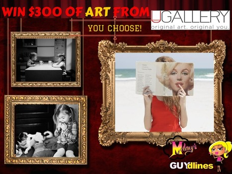 Win $300 of Art from UGallery – Your Choice! | Social Media | Scoop.it