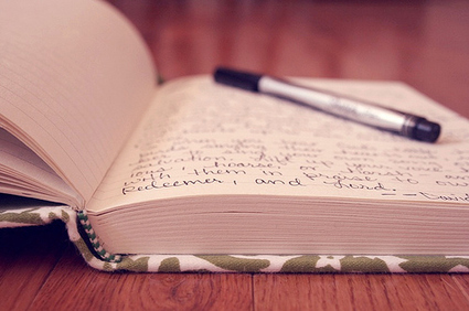 Benefits of keeping a journal. | Journal Writing | Scoop.it
