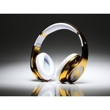 Monster Beats By Dre Studio Electroplating Headphones Gold Diamond On sale Beats140 | Cheap Beats Solo Diamond Online | Scoop.it