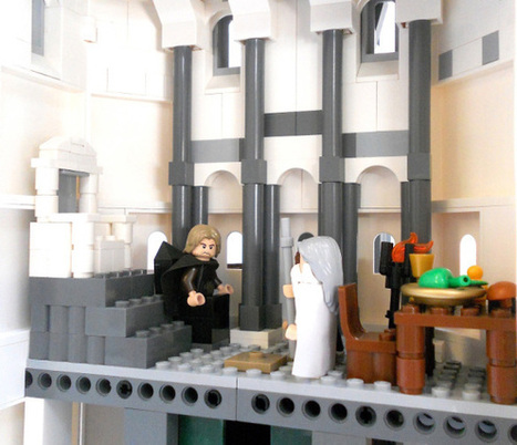 Crowdsourced toys: get your Lego thinking hat on | Crowdsourcing + Big Data | Scoop.it