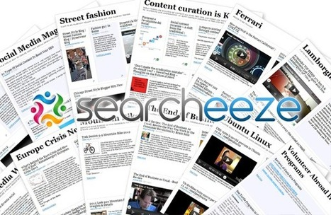 Got interests? Now get followers! - Searcheeze.com | New-Tech Librarian | Scoop.it