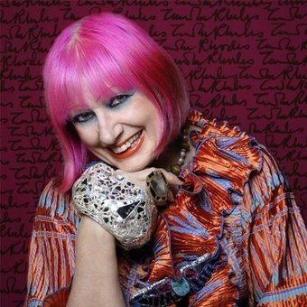 Zandra Rhodes joins forces with ethical fashion pioneer People Tree | Ethical Fashion | Scoop.it