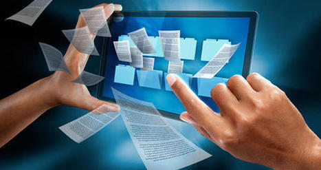 E-readers to replace paper on the workplace? | François MAGNAN  Formateur Consultant | Scoop.it