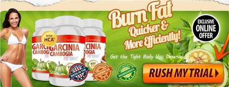 Garcinia Cambogia Fit 1300 Review – Get The Dream Body You Deserve! | Burn Fat To Become Slim And Trim! | Scoop.it