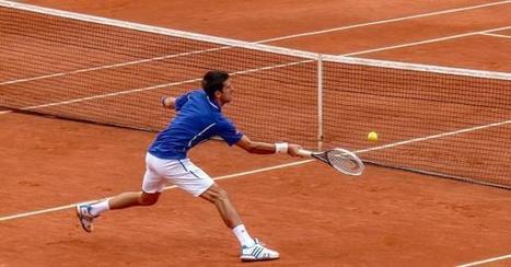 Ejercicio para el calentamiento específico en los deportes de raqueta | Educacion Fisica | Scoop.it