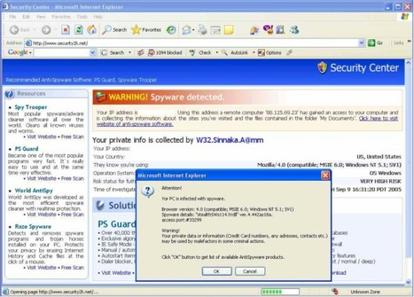 Spyware Warrior: Rogue/Suspect Anti-Spyware Products & Web Sites | ICT Security Tools | Scoop.it