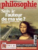 Philosophie magazine n°105 - décembre 2016 | les revues au CDI | Scoop.it