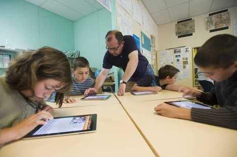 Numérique à l'école: la France pas si en retard que ça   veille education   Scoop.it
