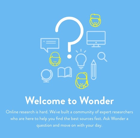 Wonder - A Search Tool (Engine) | Ιδέες εκπαίδευσης - Educational ideas | Scoop.it