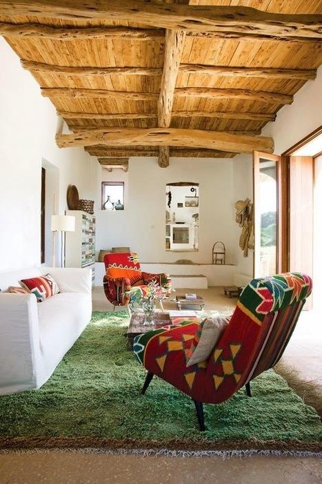 Spanish Style interiors | Home Decor Designs | Scoop.it