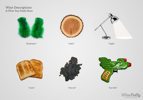 40 Wine Descriptions and What They Really Mean   Wine Folly   Love Your (Unstuffy) Wine   Scoop.it