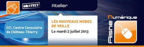 Les nouveaux modes de veille sur Internet | Aisne Numérique ... | SourcingCNFPT | Scoop.it