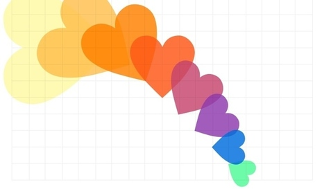 Make a Mathy Valentine - Science Friday | Geometry Math | Scoop.it