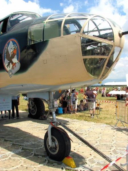B-25J Mitchell - WalkAround   History Around the Net   Scoop.it
