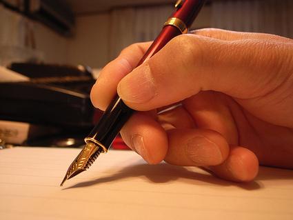 Une pratique régulière d'écriture soigne et renforce le corps | Les troubles de l'écriture | Scoop.it