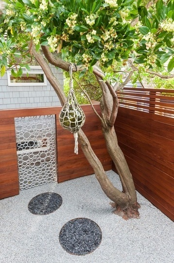 A Designer Uses PVC Pipe to Cast a Modern Garden Gate | Designing Interiors | Scoop.it