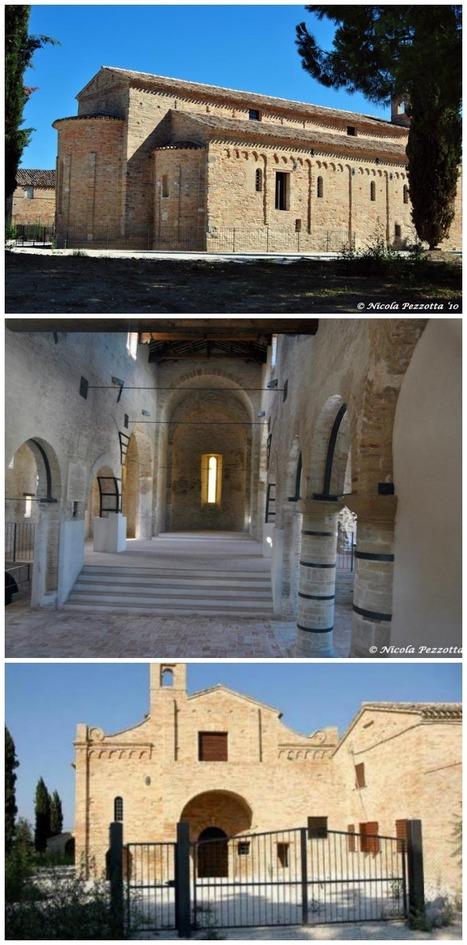 Basilica Imperiale di Santa Croce al Chienti  - Casette d'Ete - Fermo | Le Marche un'altra Italia | Scoop.it
