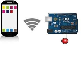 Internet of Things with Android and Arduino: Control remote Led | Surviving w/ Android | Surviving with Android | Scoop.it