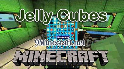 Jelly Cubes Mod 1.7.2   Minecraft 1.7.2 Mods   Scoop.it