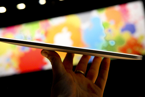 iPad 5 said to be 15 percent thinner, 25 percent lighter | Entrepreneurship, Innovation | Scoop.it