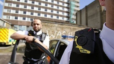 London Metropolitan Police officers to try out body cameras | Internet of Things - Technology focus | Scoop.it