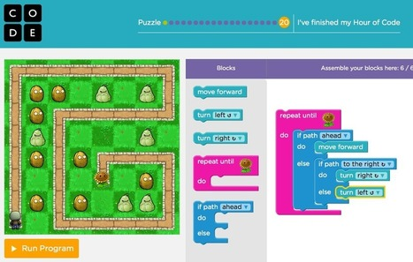 Resources to teach coding in the classroom | Technology in Art And Education | Scoop.it