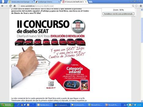 Los finalistas del II Concurso de Diseño Seat y Auto Bild - Autobild.es | Diseño | Scoop.it