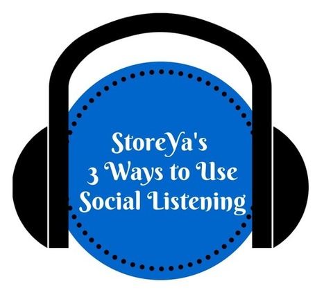 3 Easy Ways You Can Improve Your Brand With Social Listening   Social Media, SEO, Mobile, Digital Marketing   Scoop.it