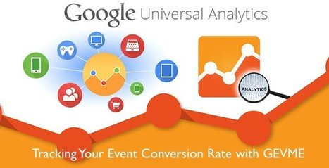 Tracking your Online Conversion rate for Events with Universal Analytics | Web Analytics and Web Copy | Scoop.it