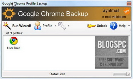 Google Chrome Backups - Backup and Restore Bookmarks, Profiles, Extensions, Setting, and History on Chrome | Technology and Gadgets | Scoop.it